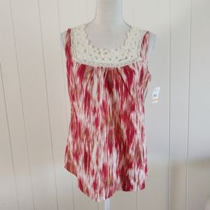 Relatively nwt tank blouse